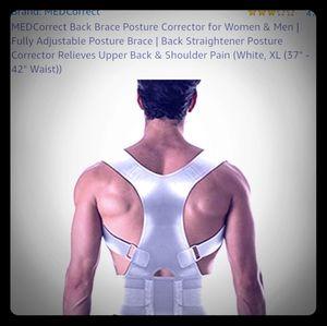 Med correct posture back corrector